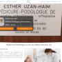 Esther Uzan Haim Pedicure Podologue